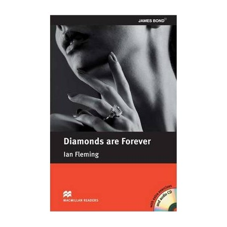 Diamonds are Forever + CD Macmillan 9780230716629