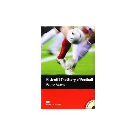 Kick-of! The Story of Football + CD Macmillan 9780230400504