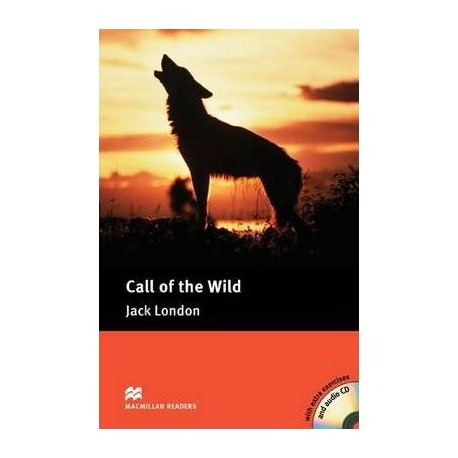 The Call of the Wild + CD Macmillan Publishers 9780230408715
