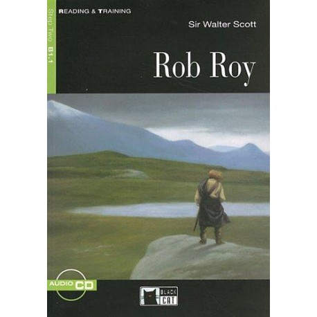 Rob Roy + CD Black Cat - CIDEB 9788853010179