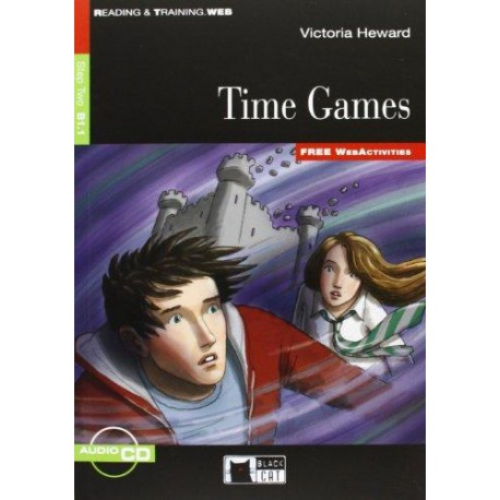 Time Games + CD 9788853013286