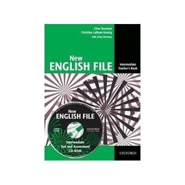 New English File Intermediate Teacher's Book + Test CD-ROM