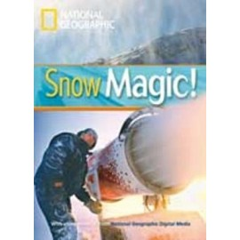 National Geographic Footprint Readers: Snow Magic! + DVD