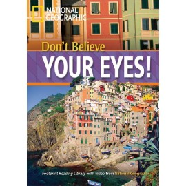 National Geographic Footprint Readers: Don't Believe Your Eyes! + DVD