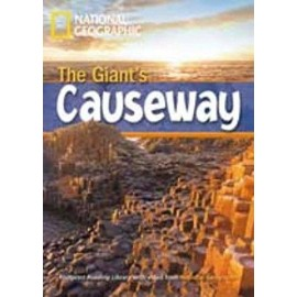 National Geographic Footprint Readers: The Giant's Causeway + DVD