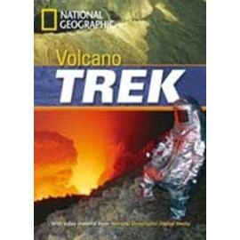 National Geographic Footprint Readers: Volcano Trek + DVD