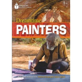 National Geographic Footprint Readers: Dreamtime Painters + DVD