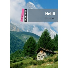 Oxford Dominoes: Heidi + MP3 audio download