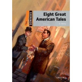 Oxford Dominoes: Eight Great American Tales + MP3 audio download