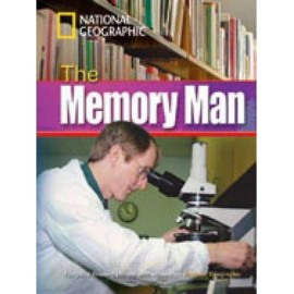 National Geographic Footprint Readers: The Memory Man + DVD