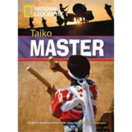 National Geographic Footprint Readers: Taiko Master + DVD