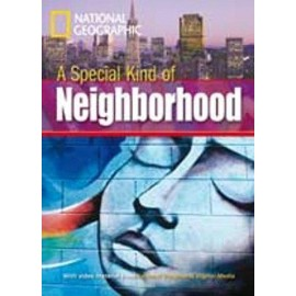 National Geographic Footprint Readers: A Special Type of Neighbourhood + DVD