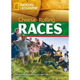 National Geographic Footprint Readers: Cheese-Rolling Races + DVD