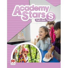 Academy Stars Starter Pupil's Book Pack without Alphabet Book