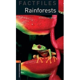 Oxford Bookworms Factfiles: Rainforests