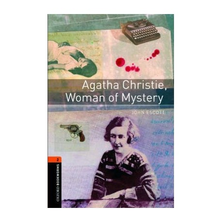 Oxford Bookworms: Agatha Christie, Woman of Mystery Oxford University Press 9780194790505
