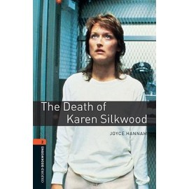 Oxford Bookworms: The Death of Karen Silkwood + audio download