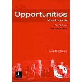 New Opportunities Elementary Teacher's Book with Test Master CD-ROM