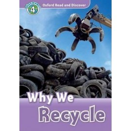 Discover! 4 Why We Recycle + Audio CD