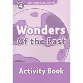 Discover! 4 Wonders of the Past Activity Book