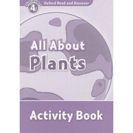 Discover! 4 All About Plants Activity Book