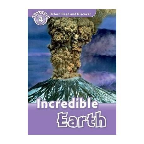 Discover! 4 Incredible Earth + Audio CD Oxford University Press 9780194644785
