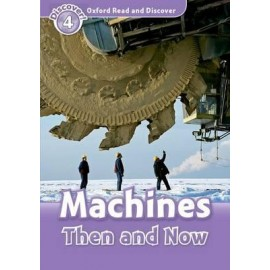 Discover! 4 Machines Then and Now