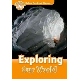 Discover! 5 Exploring Our World + Audio CD