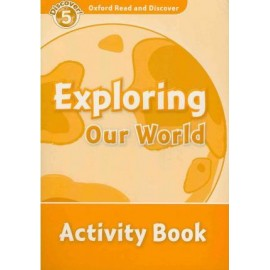 Discover! 5 Exploring Our World Activity Book