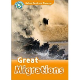 Discover! 5 Great Migrations + Audio CD