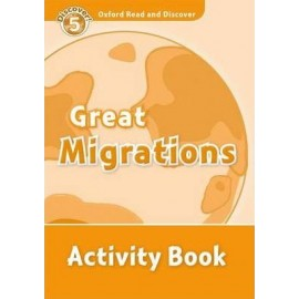 Discover! 5 Great Migrations Activity Book