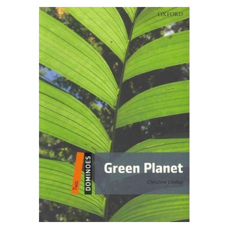 Oxford Dominoes: Green Planet + MultiROM Oxford University Press 9780194248433