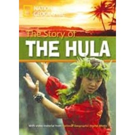 National Geographic Footprint Reading: The Story of Hula + DVD