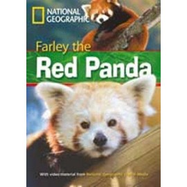National Geographic Footprint Readers: Farley the Red Panda + DVD