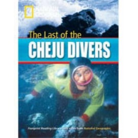 National Geographic Footprint Readers: The Last of the Cheju Divers + DVD