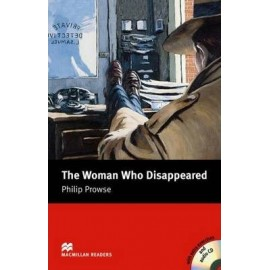 The Woman Who Disappeared + CD