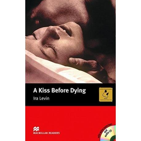 A Kiss Before Dying + CD Macmillan 9781405076746