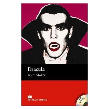 Dracula + CD Macmillan 9781405076722