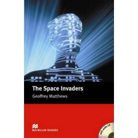 The Space Invaders + CD