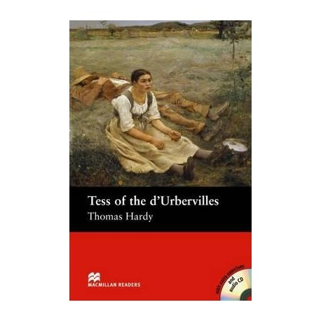 Tess of the d'Urbervilles + CD Macmillan 9781405074575