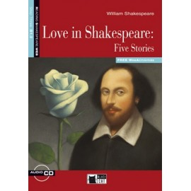 Love in Shakespeare: Five Stories + CD