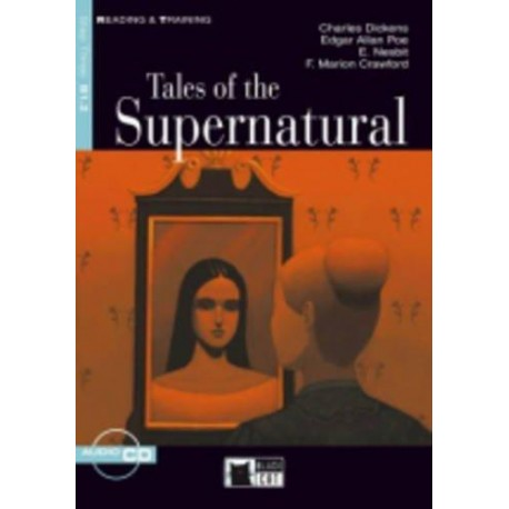Tales of the Supernatural + CD Black Cat - CIDEB 9788853005199