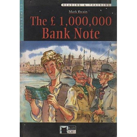 The 1,000,000 Bank Note + CD Black Cat - CIDEB 9788877547705