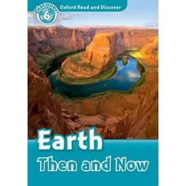 Discover! 6 Earth Then and Now + Audio CD