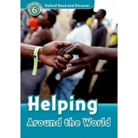 Discover! 6 Helping Around the World + Audio CD