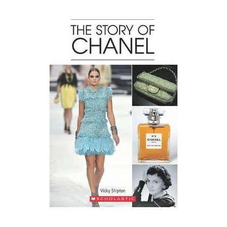 Scholastic Readers: The Story Of Chanel + CD Scholastic 9781906861858
