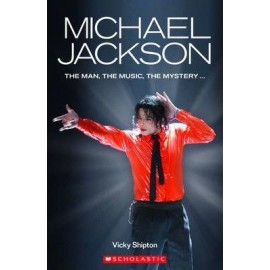 Scholastic Readers: Michael Jackson + CD