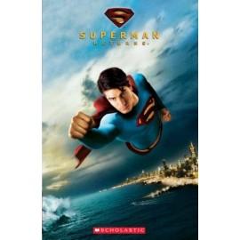 Scholastic Readers: Superman Returns + CD