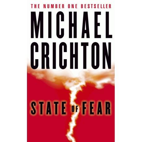 State of Fear Harper Collins 9780007181605
