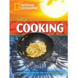 National Geographic Footprint Reading: Solar Cooking + DVD